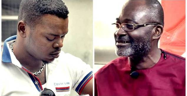 kennedy : I Will Deal with You 'spiritually' - Obinim Replies Kennedy Agyapong