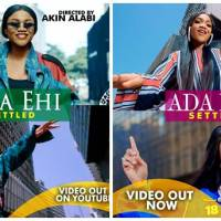 @adaehimoses Ada Ehi - Settled (Official Music Video)
