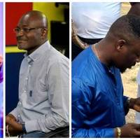 Nigel Gaisie Responds to Kennedy Agyapong on Why he Buried a Sword