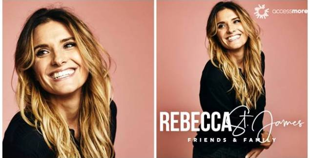 Rebecca St James Says God 'Radically Called' Her Back to Nashville and Music After Seven-Year Hiatus
