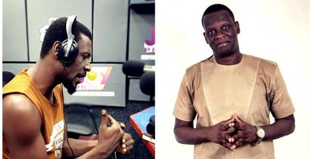 He is not my Friend from anywhere, I Don't Know him- Kwadee finally Replies Lord Kenya
