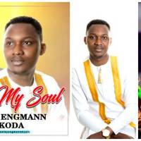 London-based Ghanaian Gospel Singer Naatey Engmann Teams Up with KODA on 'Praise My Soul' Single
