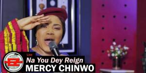 Mercy Chinwo - Na You Dey Reign (Studio Performance) (Official Video)
