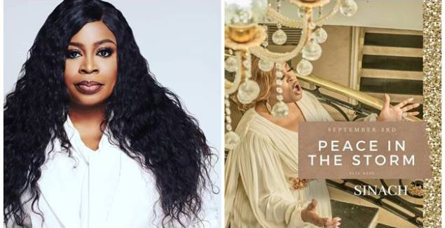 """Sinach Premiere's New Single """"Peace in the Storm"""" Ahead of 30 Years Anniversary Album Concert"""