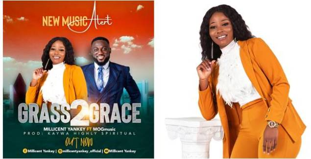 Millicent Yankey ft MOGmusic - Grass 2 Grace (Official Audio)