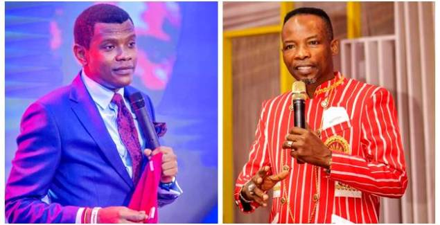 Rev Sunshine Adam Warns Arch Bishop Salifu Amoako