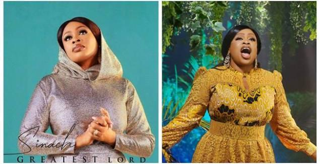Nigerian Gospel Singer Sinach Releases New Single 'Greatest Lord'