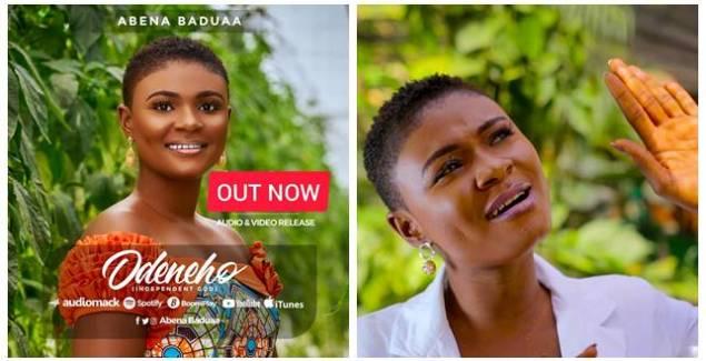 """Abena Baduaa Announces New Single Titled """"Odeneho"""" (Independent God)"""