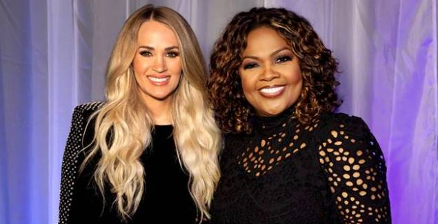"""Carrie Underwood Debuts """"Great Is Thy Faithfulness"""" Ft. CeCe Winans"""