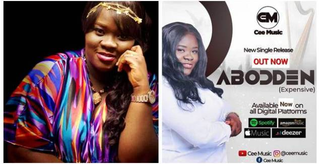 """Ghanaian Gospel's Sweetheart, Cee Music Delivers Powerful New Single """"Abuoden (Expensive)"""""""