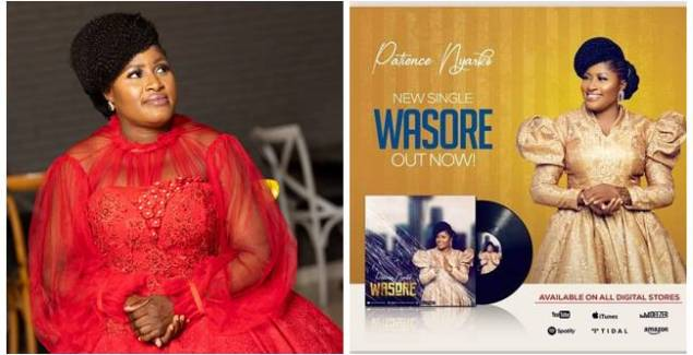 Patience Nyarko - Wasore (Music Download)