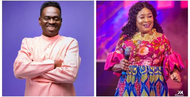 'Maame Tiwaa is not my Wife' – Yaw Sarpong Denies Affair with Backing Vocalist