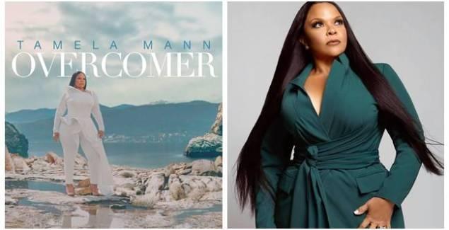 Tamela Mann's New Album 'Overcomer' Reveals Personal Side Of The Singer