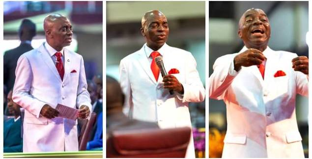 I Wear White Suits To Cut Costs – Bishop David Oyedepo