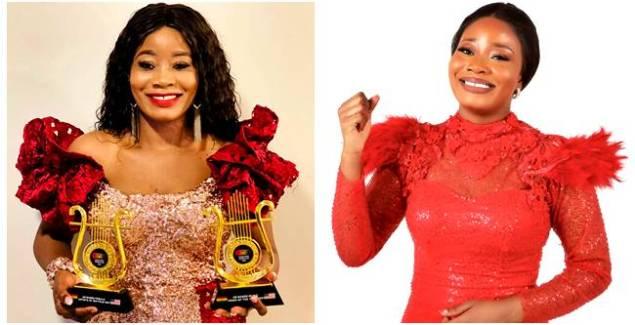 US-based Ghanaian Gospel Artiste, Millicent Yankey Grabs Two Awards