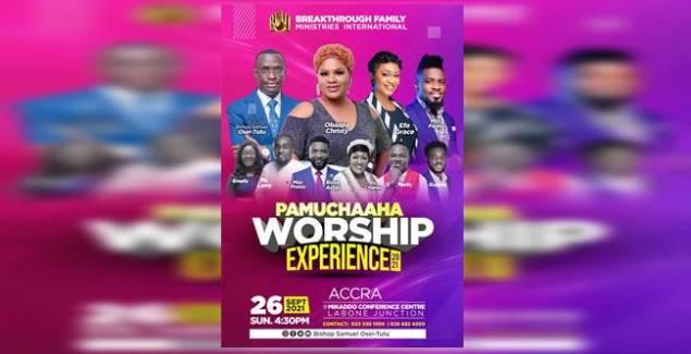 Pamuchaaha Worship Experience 2021 1