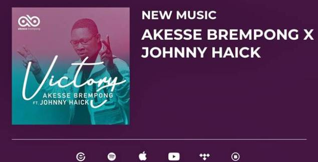 Akesse Brempong feat. Johnny Haick - Victory (Official Music Video)
