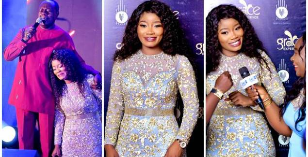 """Millicent Yankey Thrills Gospel Lovers at her Maiden """"Grace Experience"""" Worship Concert"""