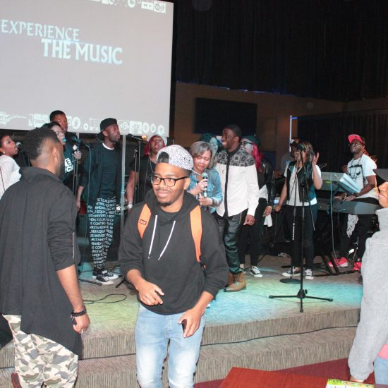 The Experience 3-23-15
