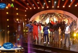 Finale: Group Performance – Jerusalema – Nigerian Idol