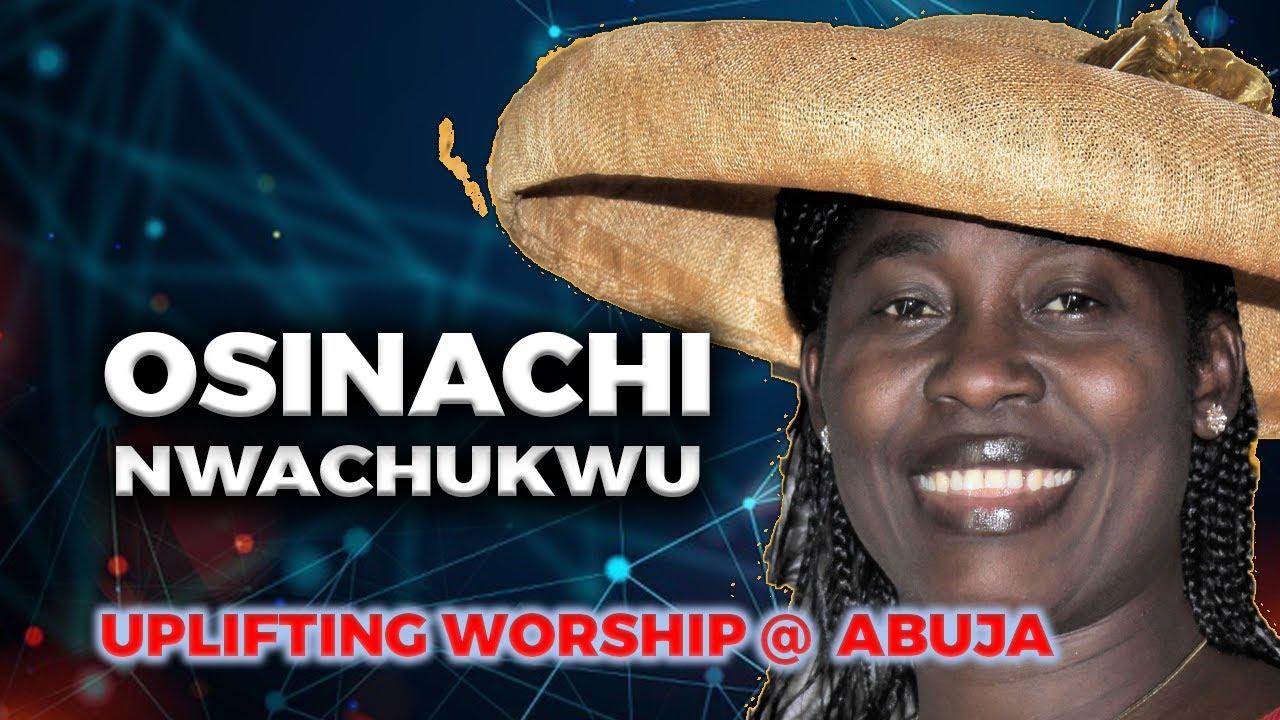 Osinachi Nwachukwu - All Comsuming Fire (LIVE WORSHIP)