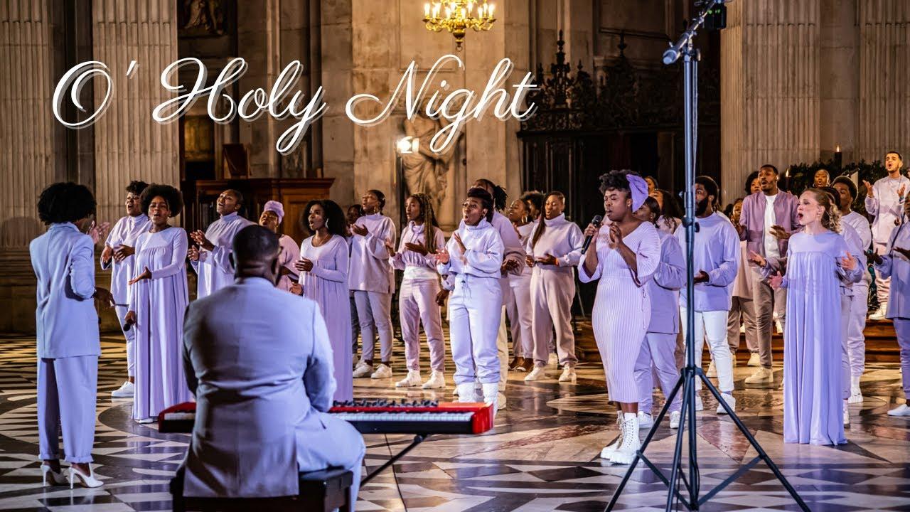 The Spirituals - O Holy Night (Beautiful Saviour) Ft. Kaye Marie & Niiella