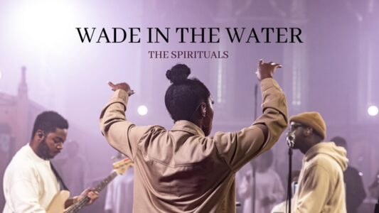 The Spirituals - Wade In The Water