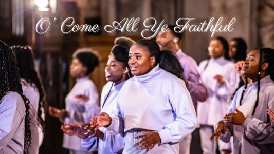 The Spirituals - O' Come All Ye Faithful (Bless The Lord)