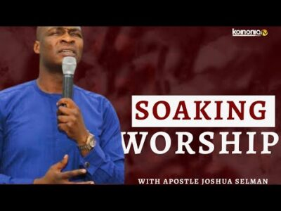 Apostle Joshua Selman - Soaking worship From Thy Kingdom Come (Mp3 Download)