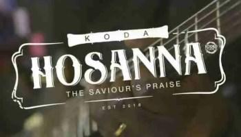 James Faith – Hosanna [Audio Mp3 Download] | GospelMack
