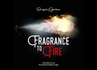 Dunsin Oyekan Fragrance to fire