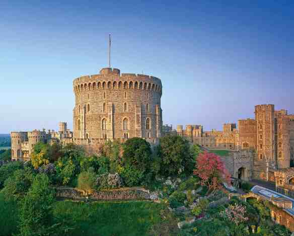 Windsor Castle Please credit the photographer: Peter Packer