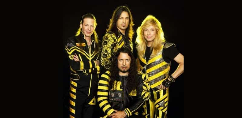 Stryper Tour 2020 NEWS: Stryper Announces Tour Dates for the 30th Anniversary To