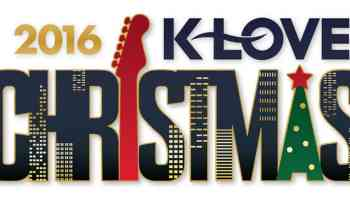 news 5th annual k love christmas tour announced today presented by 25 entertainment - Klove Christmas