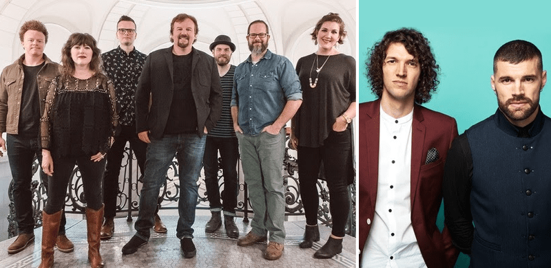 casting crowns for king country announce a glorious christmas tour - Casting Crowns Christmas Songs