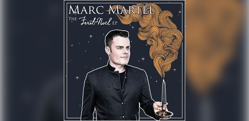 Klove Christmas Radio.Marc Martel Set To Release The First Noel Ep On November