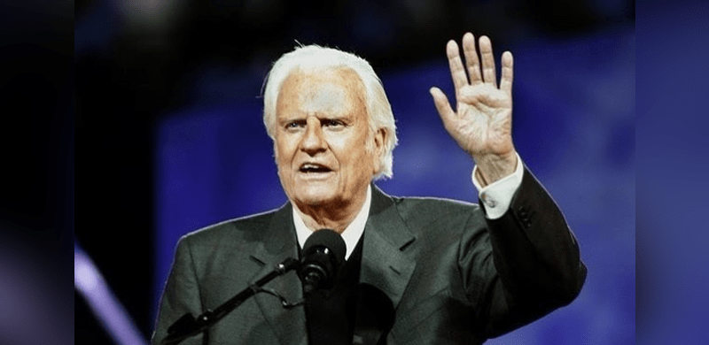 christian gospel artists react to the passing of billy graham