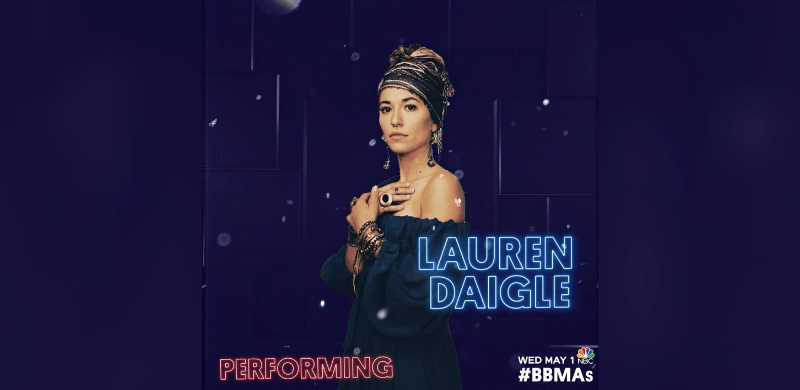 Lauren Daigle Set To Perform On 2019 Billboard Music Awards