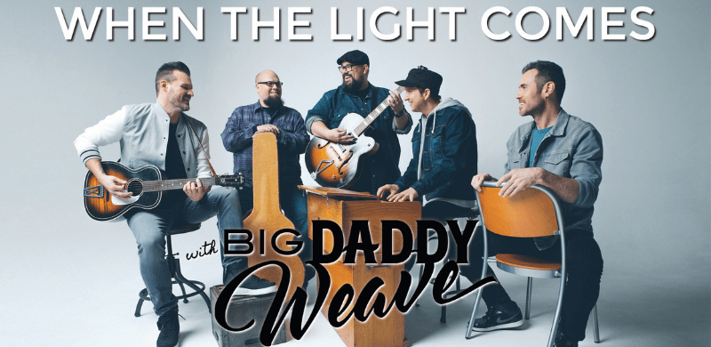 Big Daddy Weave Premiers Reality Series On Tbn The Gospel