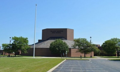 Hilliard Davidson High School em Hilliard, Ohio