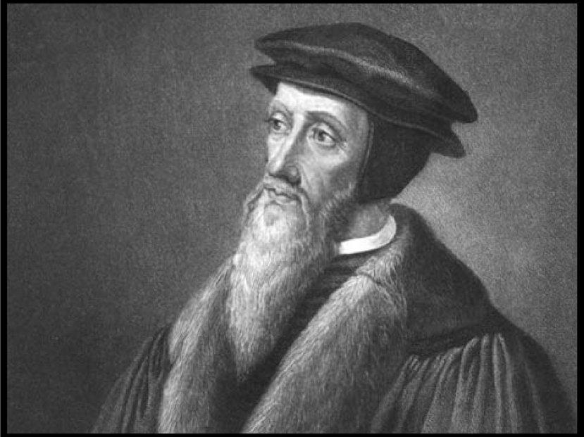 John Calvin birthday