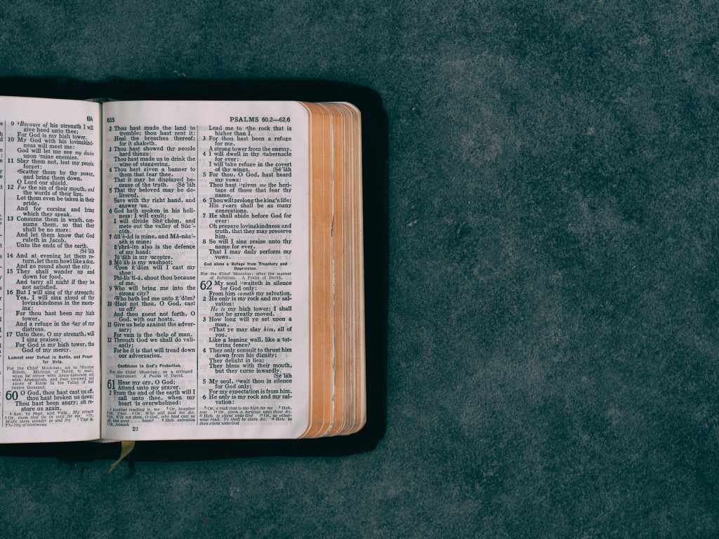 How to Start to Read the Bible