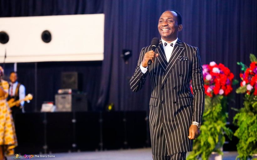 YOU ARE THE REASON WHY I LIVE By – DR PAUL ENENCHE