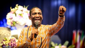 Tongues of Fire Dr Paul Enenche