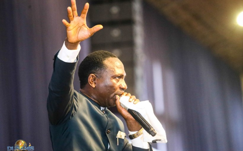 Listen To Dr Pastor Paul Enenche Latest mp3 Audio Songs