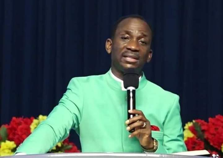 Download All of You And None of Me by Dr. Paul Enenche