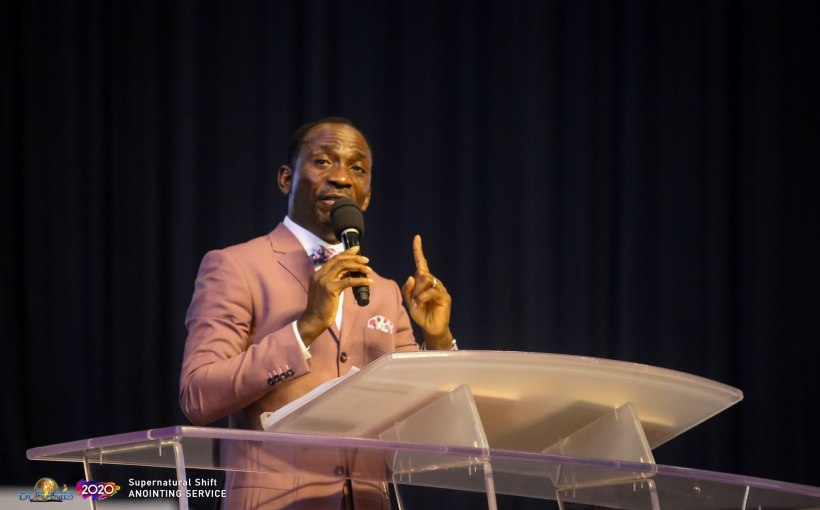 July 2020 Anointing Service Message mp3 by Dr Paul Enenche