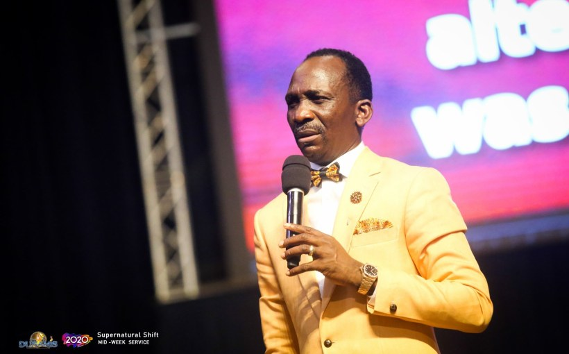 July 2020 Power Communion Service Message by Dr. Paul Enenche