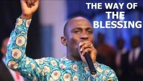 The Way of The Blessing mp3 by Dr. Paul Enenche