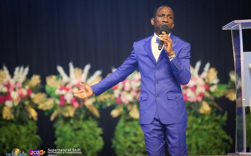 Lord I Need More Fire mp3, Lyric And Video by Dr Pastor Paul Enenche